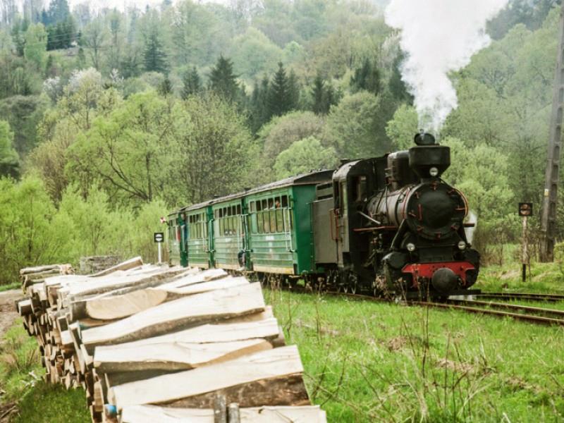 bieszczadzka-kolejka-lesna